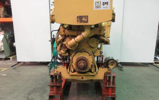 used marine diesel engines